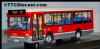 NORTHCORD UKBUS3008 Pointer Dart - London United - Route 272 Chiswick Grove Park * PRE OWNED *